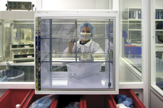 Cleanroom Pass Throughs By Lasco Services