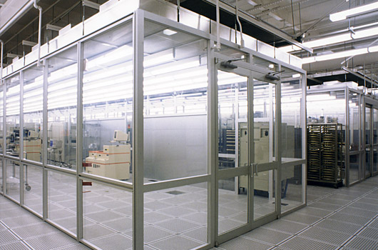 235 Cleanroom Wall System By Lasco Services