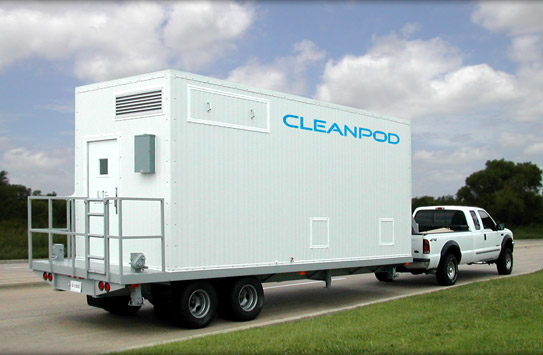 CleanPod, Portable Cleanroom